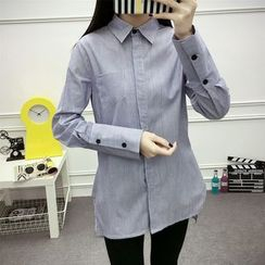 Sienne - Pinstriped Shirt