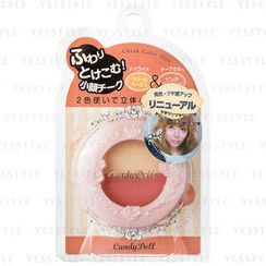 Candy Doll - Cheek Color Duo (Flamingo Pink)