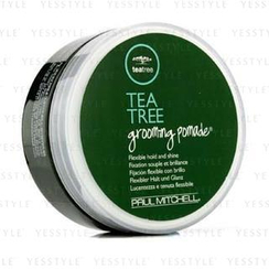 Paul Mitchell - Tea Tree Grooming Pomade (Flexible Hold and Shine)