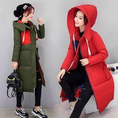 Raison d'etre - Hooded Padded Coat