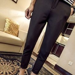 Harvin - Plain Tapered Pants