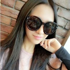 GLAMAX - Thick Frame Sunglasses