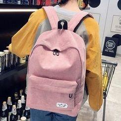 Youme - Corduroy Backpack