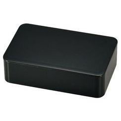 Hakoya - Hakoya Men's One Layer Lunch Box Black