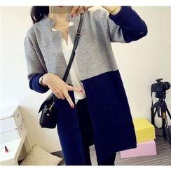Hibisco - Colour Block Knit Jacket