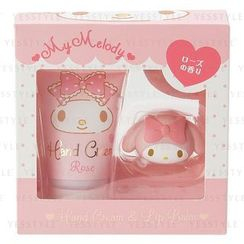Sanrio - My Melody Hand Cream & Lip Balm Set