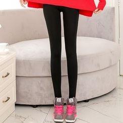 Jenny's Couture - Fleece-lined Leggings