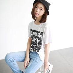 rico - Short-Sleeve Printed T-Shirt