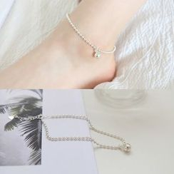 MOMENT OF LOVE - Bead Anklet
