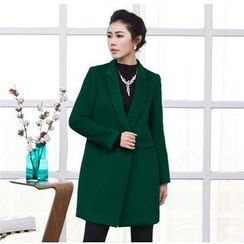 Aision - Wool Blend Coat