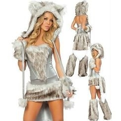 Hankikiss - Wolf Party Costume