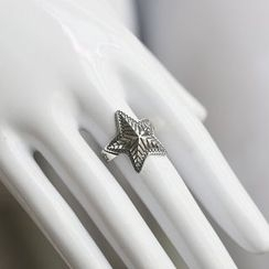 Love Generation - Star Sterling Silver Ring
