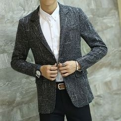 LIBIN - Slim Fit Blazer