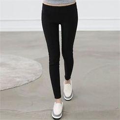 CHICFOX - Seam Leggings Pants