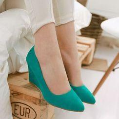 Freesia - 船跟鞋