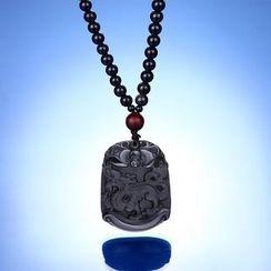 Roccaforte - Animal Tag Necklace
