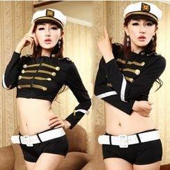 Aiyiruo - 警察派对服装