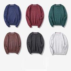 Soulcity - Plain Sweater
