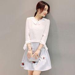 Maine - 套裝:襯衫 + 印花裙