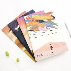 Cute Essentials - Set of 4: Notebook