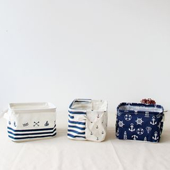 Timbera - Printed Storage Basket
