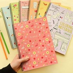 Show Home - Printed Notebook (M)