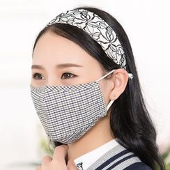 Yulu - 印花脸罩