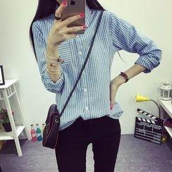 PANDAGO - Striped Shirt