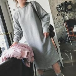 Jinggu Studio - 純色套衫裙