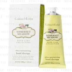 Crabtree & Evelyn - Somerest Meadow Ultra Moisturising Hand Therapy