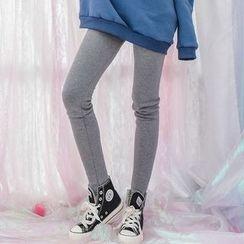 Moriville - Fleece Lined Leggings