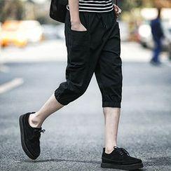 Gurun Vani - Capri Jogger Jeans