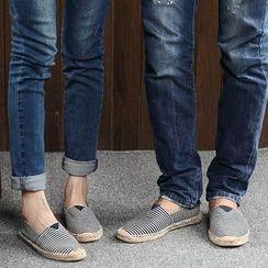 Easy Steps - 条纹轻便鞋
