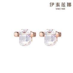 伊泰蓮娜 - 施華洛世奇元素水晶耳飾