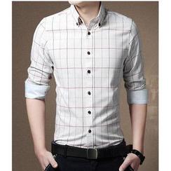JORZ - Plaid Shirt
