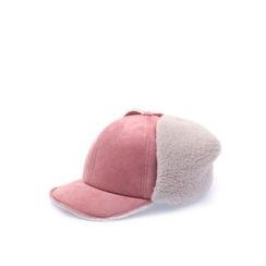 Ohkkage - Brushed-Fleece Lined Ear-Flap Cap