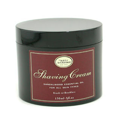 The Art Of Shaving - Shaving Cream - Sandalwood Essential Oil