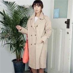ANNINA - Loose-Fit Trench Coat