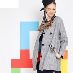 MUKOKO - Embroidered Coat