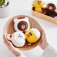 Full House - Line Friends - Cartoon Hand Warm Pack
