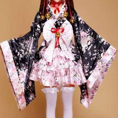 星河動漫 - 重櫻花 角色扮演和服