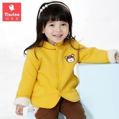 Tinsino - 嬰兒鈕扣夾克