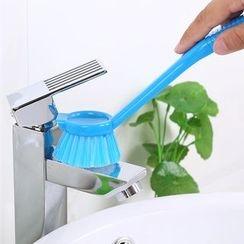 Yulu - Long-Handle Pot Cleaning Brush