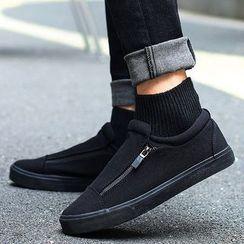 MARTUCCI - 拉链帆布轻便鞋