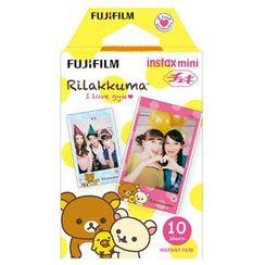 Fujifilm - Fujifilm Instax Mini Film (Rilakkuma) (10 Sheets per Pack)