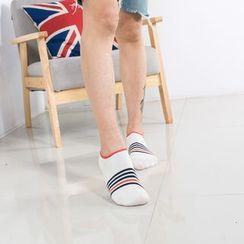 Ganki - Set of 4: Printed Socks