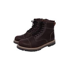 JOGUNSHOP - Stitched Ankle Boots