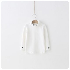 Rakkaus - Kids Turtleneck Top
