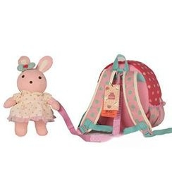 Ms Bean - Kids Dotted Rabbit Backpack