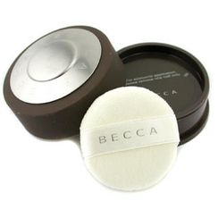 Becca - Fine Loose Finishing Powder - # Cocoa